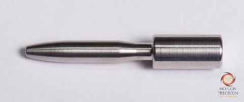 Neck Expanding Mandrels - Stainless Steel - Hoplon Precision
