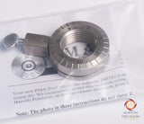 "XXL Die Adjuster w/ Thumb Screw Upgrade - PMA - 1.5""x12 - Hoplon Precision"