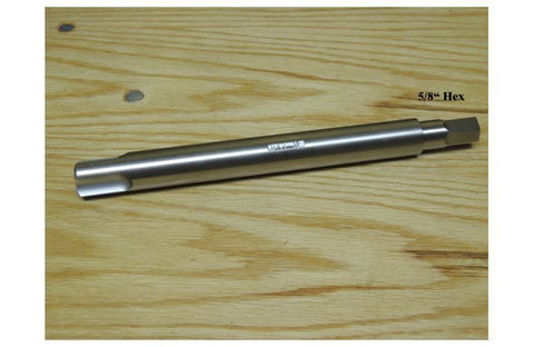 Barnard - Model P 3 lug Hex End Action Wrench - Hoplon Precision