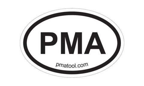 Sticker - PMA - Euro - Hoplon Precision