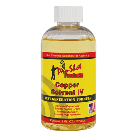 Copper Solvent - Pro Shot - 8oz - Hoplon Precision