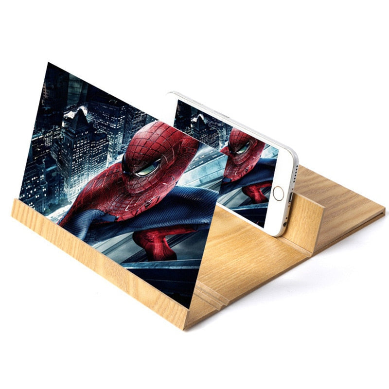 CinemaView - 3D Phone Screen Magnifying Stand