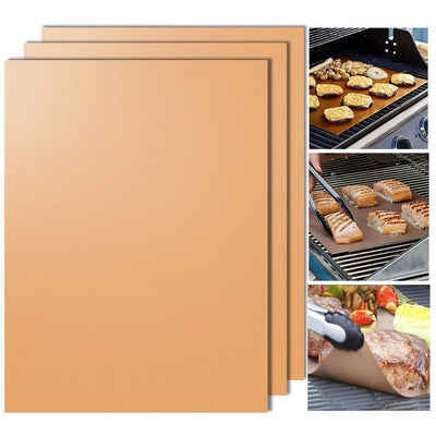 Miracle BBQ Grill Mats