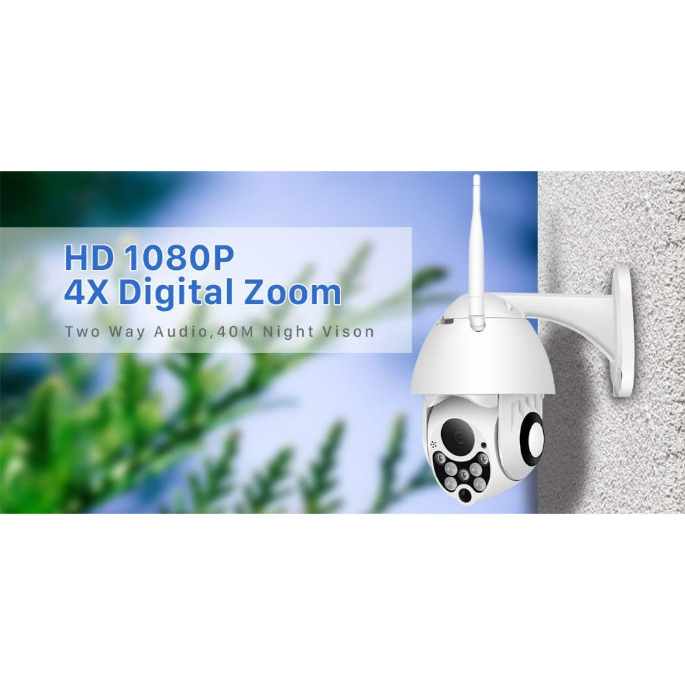 Outdoor Wifi Home Security Camera