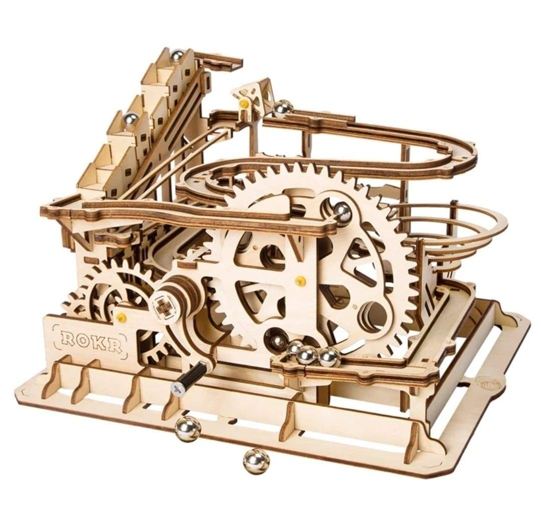 Marble Run Waterwheel Coast 3D Puzzle