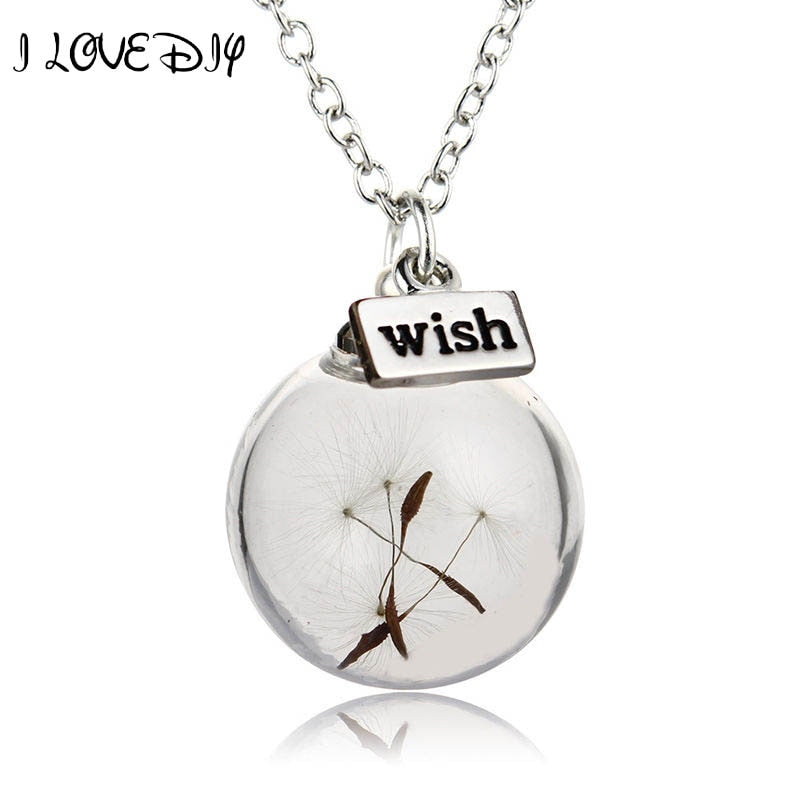 Captured Wish Necklace