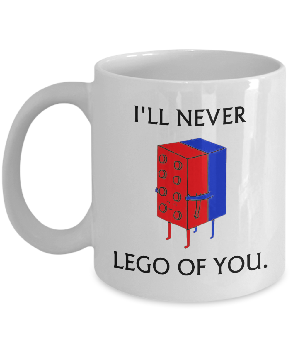 I'll Never LEGO Of You