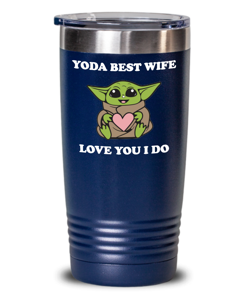 Yooda Best Wife Tumbler