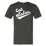 Cat Ladies Men's Tee for Tabby's Angels