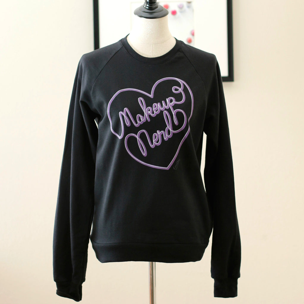Makeup Nerd Sweatshirt