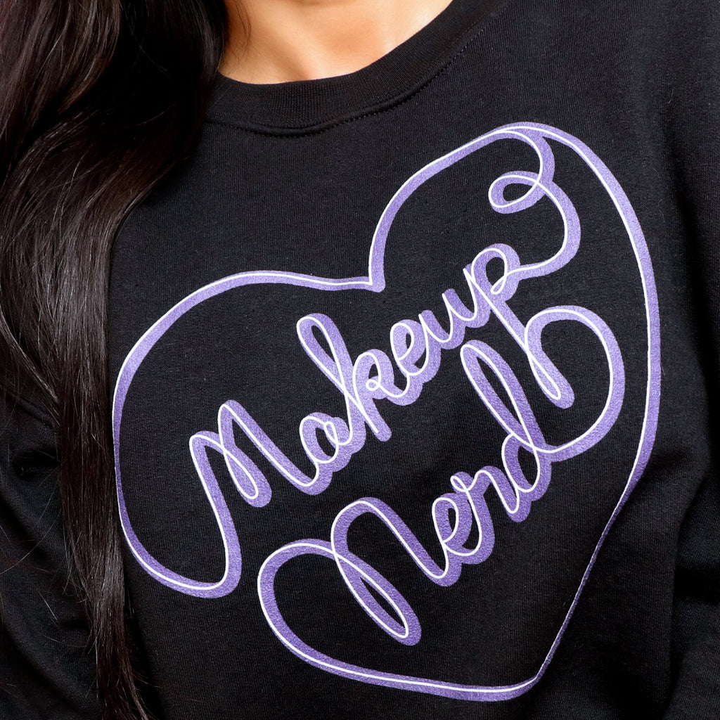 Makeup Nerd Sweatshirt (2021 VERSION!)