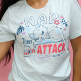 Nap Then Attack Tee
