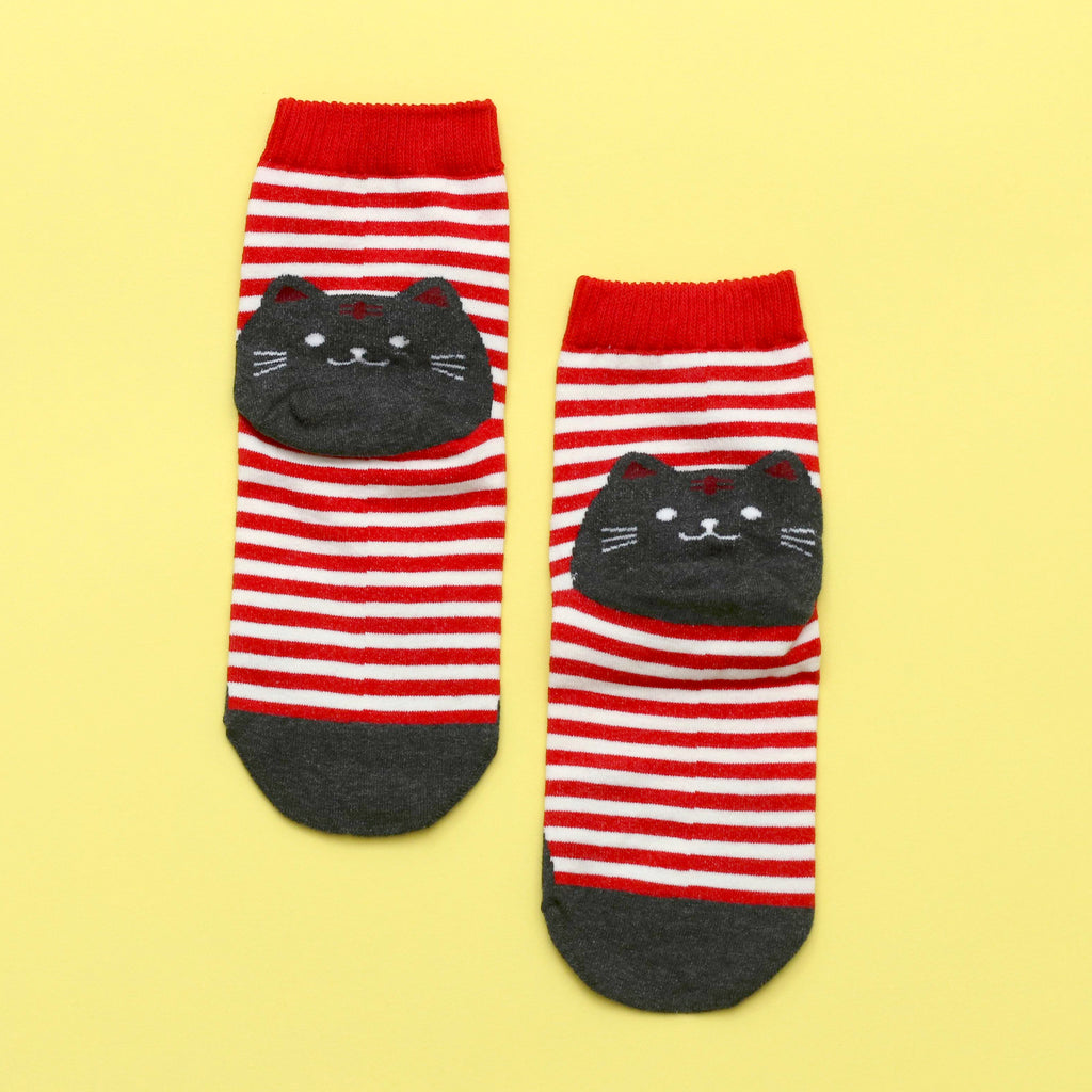 Tabby Boys Are the Best Boys Socks