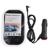 Radar Detector with voice alert