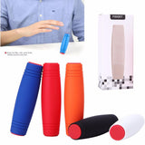 Stress Anxiety Relief Focus Attention Flip Trick Roll Fidget Roller Stick Toy