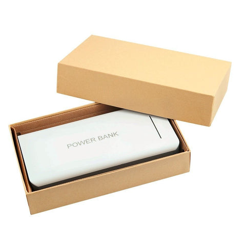 50000mAh 3 USB Back Up Power Bank Charger