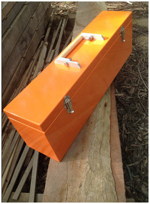 Four Wide Axe Box Orange