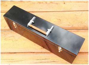 Four Wide Axe Box Black