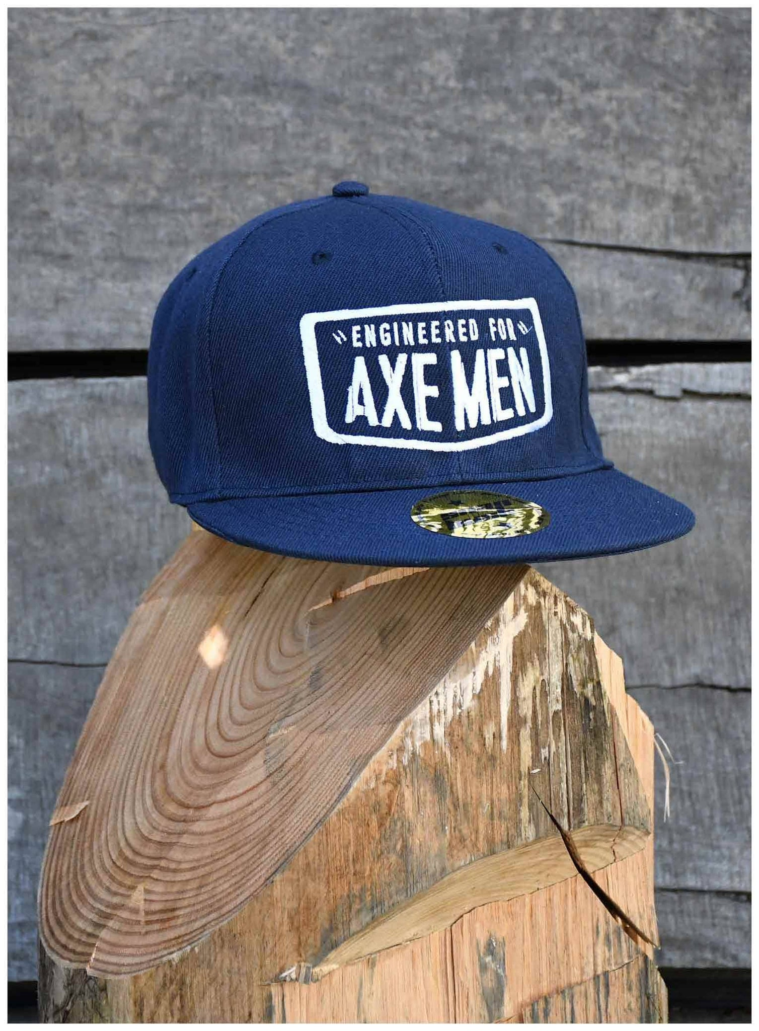 Engineered for Axemen Cap