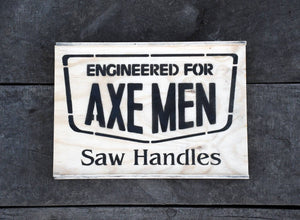 Sawing Handles in a Box