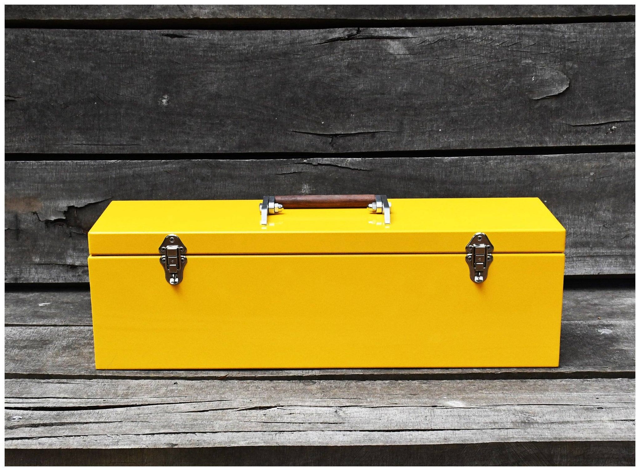 Racing Axe Box Yellow