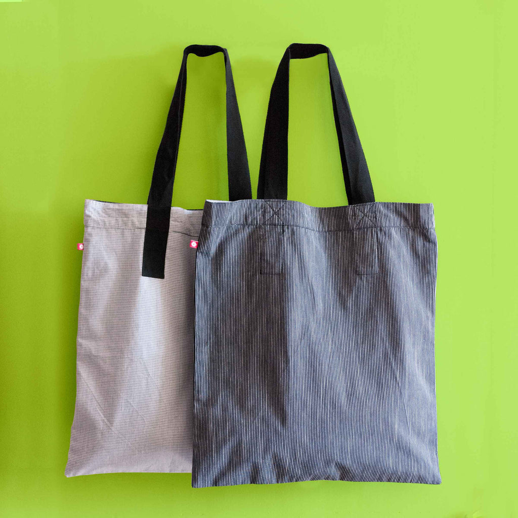 Every Day Reversible Tote - Pomogrenade- Ethical Fashion