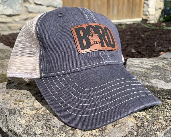 'Boro Icon Patch Hat - Rocket Shirts