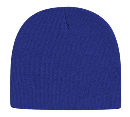 $5 Custom Beanie (24 piece min.) - Rocket Shirts