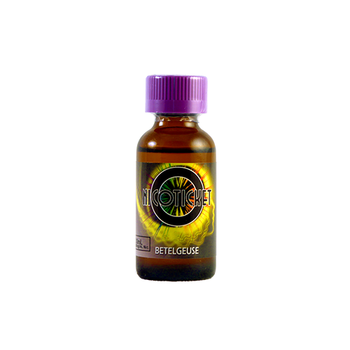Betelgeuse Vape Juice (Fruit Punch) ejuice by Nicoticket (Omaha, Nebraska) - Mystic Vapor Canada