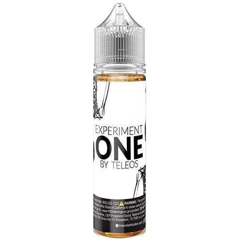 TELEOS EXPERIMENT ONE - Cornbread Pudding Vape Juice  vape juice by Teleos - Austin, TX & a secret location in Northern Virginia - Mystic Vapor Canada