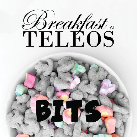 Teleos Bits Vape Juice - PRIMARY FLAVORS: FRUITY CEREAL, MARSHMALLOW - Mystic Vapor
