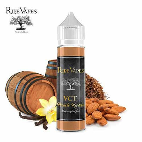 Ripe Vapes Vanilla Custard Tobacco (VCT) Private Reserve e-juice (60 ML) ejuice by Ripe Vapes - Ventura County, California - Mystic Vapor Canada
