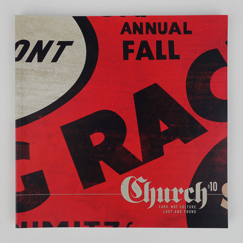 CHURCH ISSUE 05