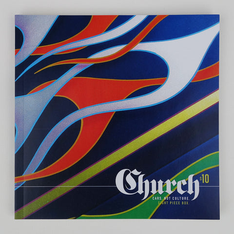 CHURCH ISSUE 08