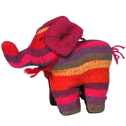 Colorful Elephant Ornament