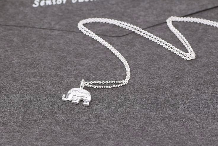 MINI > Elephant Necklace
