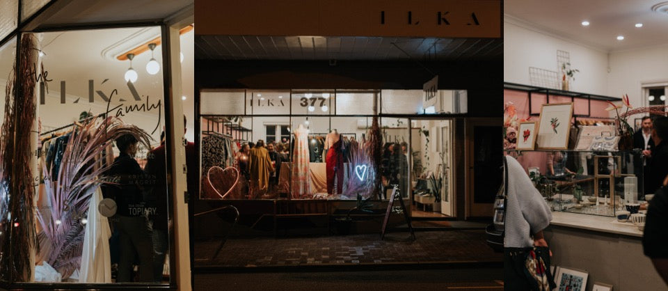 ILKA Family Store, stocks West Australian Fashion Labels