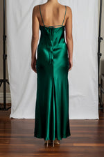Zinnia Dress - Emerald