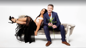 HUGHESY & KATE 96 FM EXCLUSIVE SHOOT