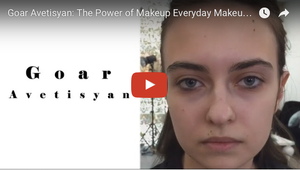 The Power Of Makeup By Goar Avetisyan