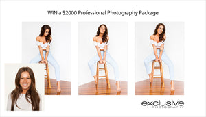 REGISTER FOR YOU CHANCE TO WIN A $2000 PHOTOGRAPHY PACKAGE