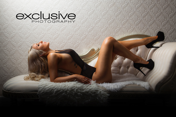 Louboutin Boudoir Photography - Exclusive Photography Perth/Brisbane