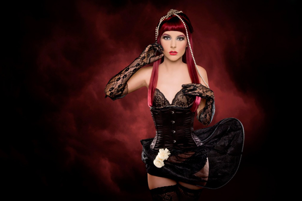Boudoir Corset Queen Photography - Exclusive Photography Perth/Brisbane