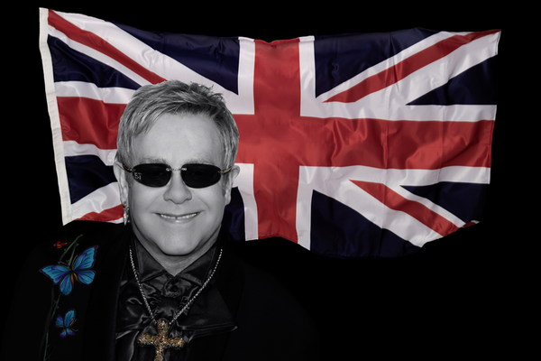 Elton John - Headshots Photography - Exclusive Photography Perth/Brisbane