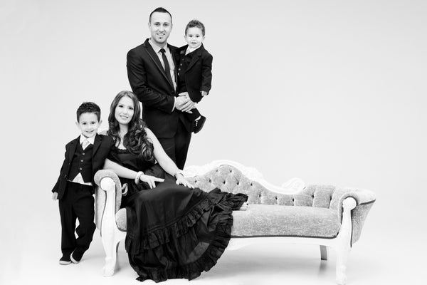 Family Formal Photography - Exclusive Photography Perth/Brisbane