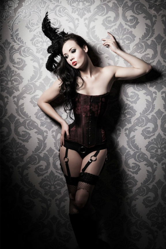 Burlesque Boudoir Photography - Exclusive Photography Perth/Brisbane