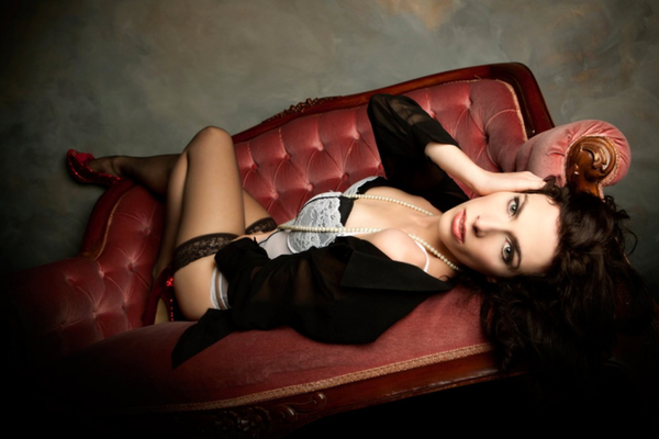 Lounge Boudoir Photography - Exclusive Photography Perth/Brisbane