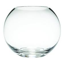 Glass Bowl Large