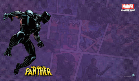 Marvel Champions - The Card Game: Black Panther Game Mat