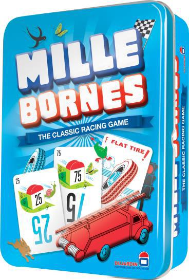 Mille Bornes: The Classic Racing Game